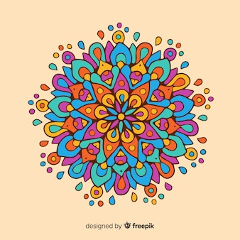 Beautiful mandala background