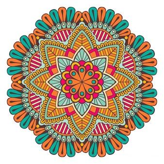 A beautiful mandala