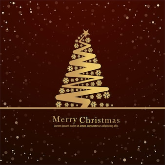 Красивый веселый рождественский фон карты