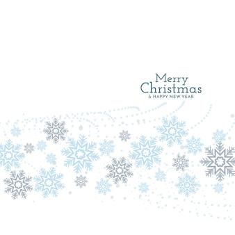 Beautiful merry christmas festival background