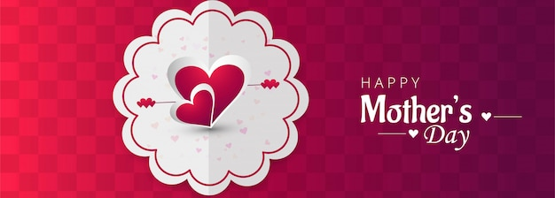 Beautiful mother's day background