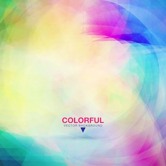 Beautiful multicolor background design