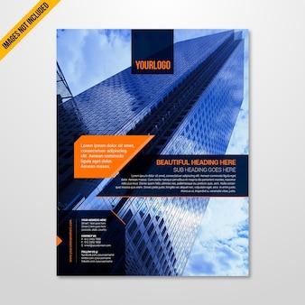 Beautiful multipurpose flyer
