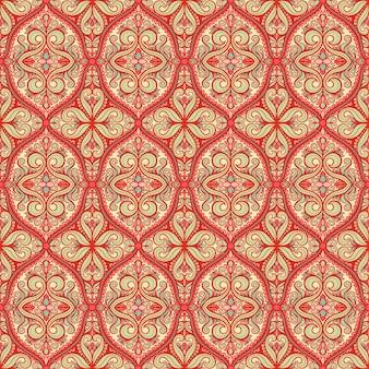 Beautiful orange pattern