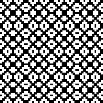 美しいピクセルモチーフパターンの背景