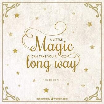 Magic Quotes | Magic Quotes Vectors Photos And Psd Files Free Download