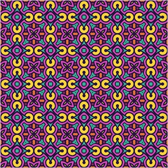 Beautiful seamless pattern abstract background