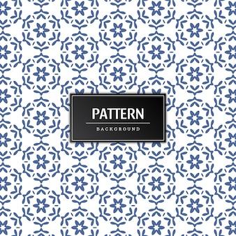 아름 다운 완벽 한 패턴 디자인