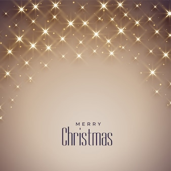 Beautiful shiny background for merry christmas