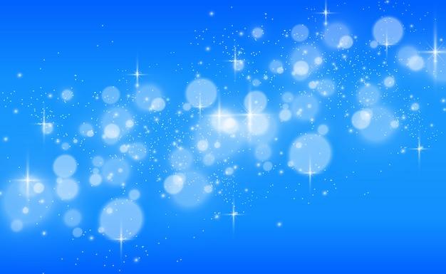 美しい火花が特別な光で輝きます。透明な背景の上で輝きます。