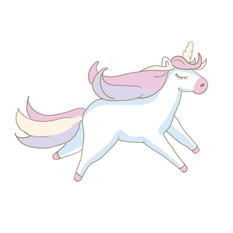 Beautiful unicorn