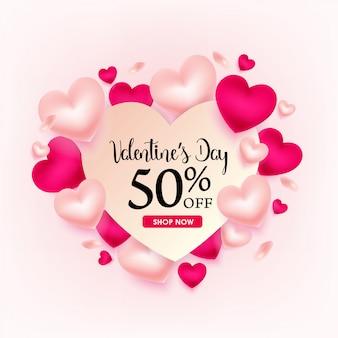 Beautiful valentine's day sale