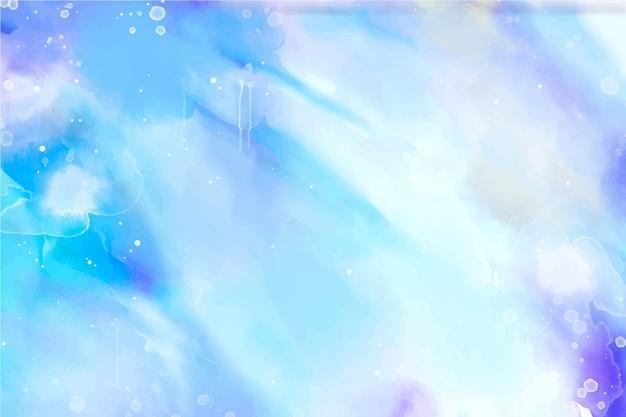美しい水彩画の背景