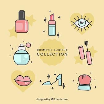 Beauty accessories set