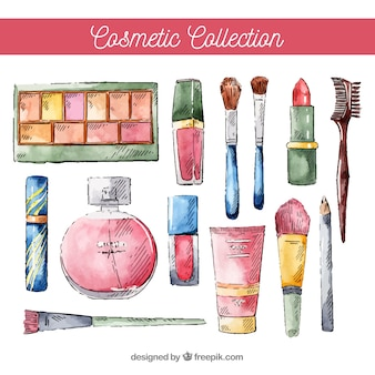 Beauty accessories set