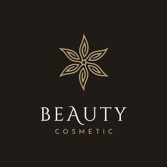 Beauty cosmetic logo