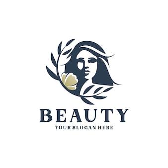 Beauty face , women ,logo design inspiration