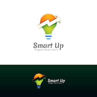 Beauty leaf logo design template