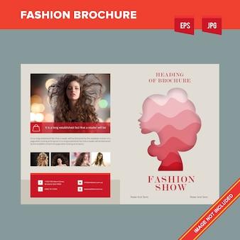 Beauty salon brochure