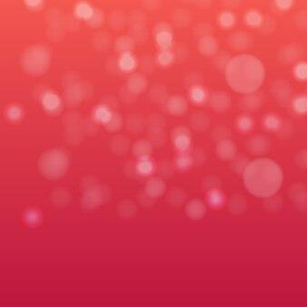 Красота яркий красный блеск фон с крышкой. eps10