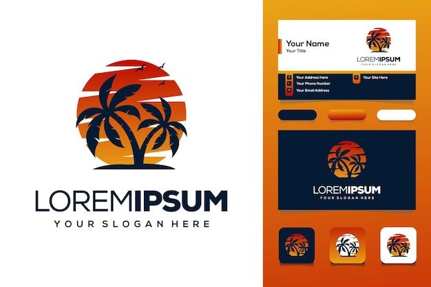 Bech logo design