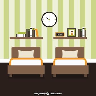 Bedroom furniture decoration