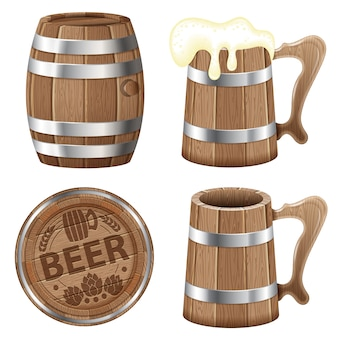 Коллекция пива