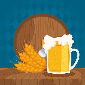 Празднование дня пива с банкой
