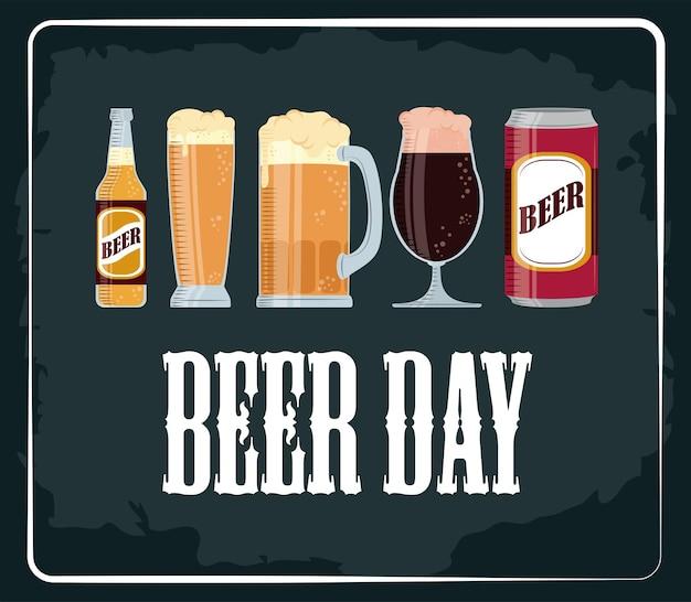 Beer day celebration