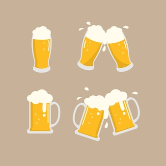 맥주 세트