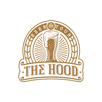 Beer   template logo
