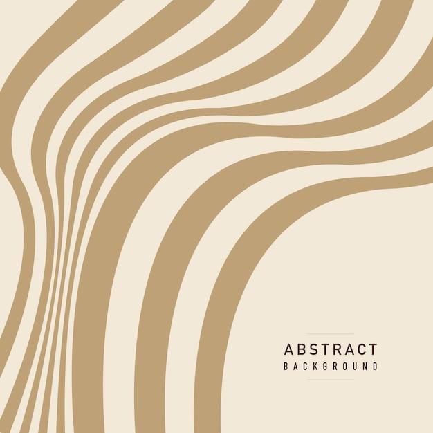 ベージュ抽象的な背景デザインベクトル