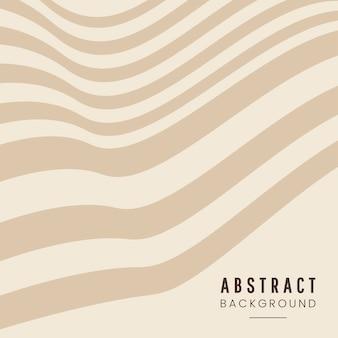 Beige abstract background design vector