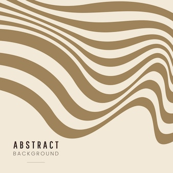 Beige abstract background design vector
