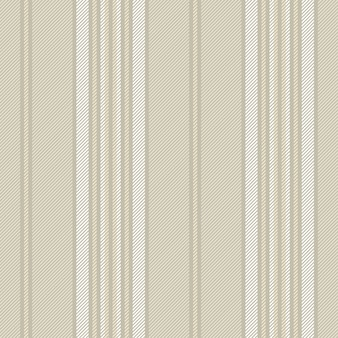 Beige fabric texture lines seamless pattern