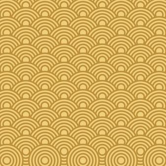 베이지 색 한국 원활한 패턴