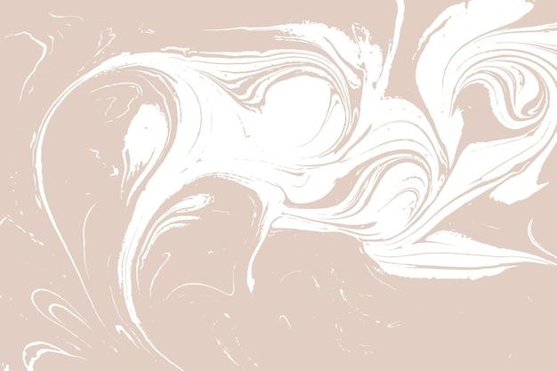 ベージュのライトアートワーク大理石のテクスチャ。ベクトルイラスト。
