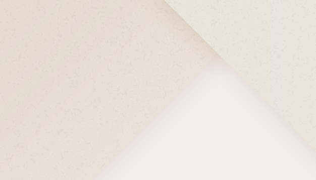 Beige paper background with copy space. neutral colored vector wallpaper illustration.