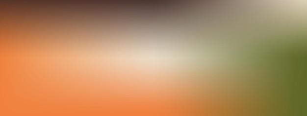 베이지색, puce, 주황색, 올리브 녹색 그라데이션 바탕 화면 배경 벡터 일러스트 레이 션.