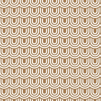 Beige striped flaked seamless pattern
