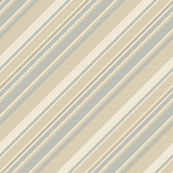 Beige vintage striped plaid seamless pattern