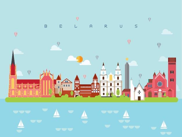 Belarus famous landmarks