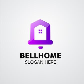 Белл домашний логотип