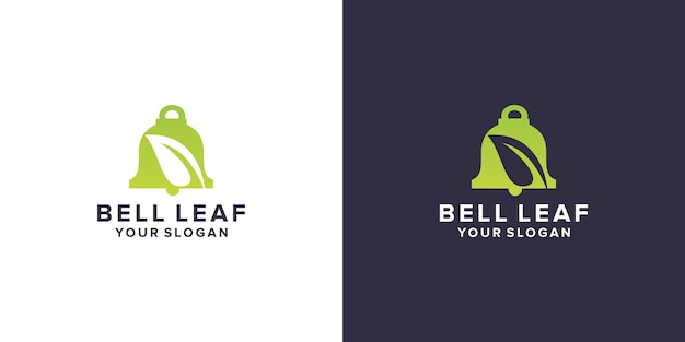 Bell leaf logo