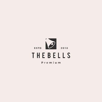 Bell logo vector illustration
