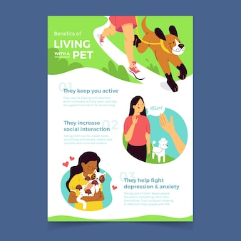 Преимущества жизни с домашним животным