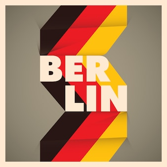 Berlin background