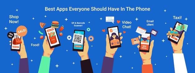 Лучшие приложения, которые должны быть в телефоне у каждого