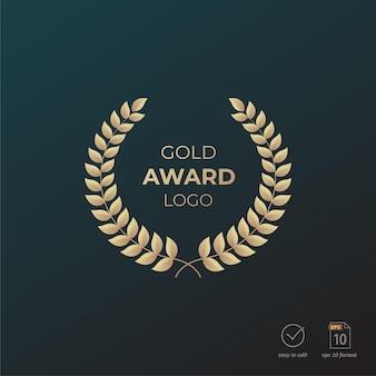 Best award logo design