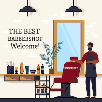 The best barbershop welcome from specialist .